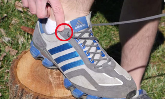 My Whole Life I Never Knew What That Extra Shoelace Hole Is for Until I Saw THIS!