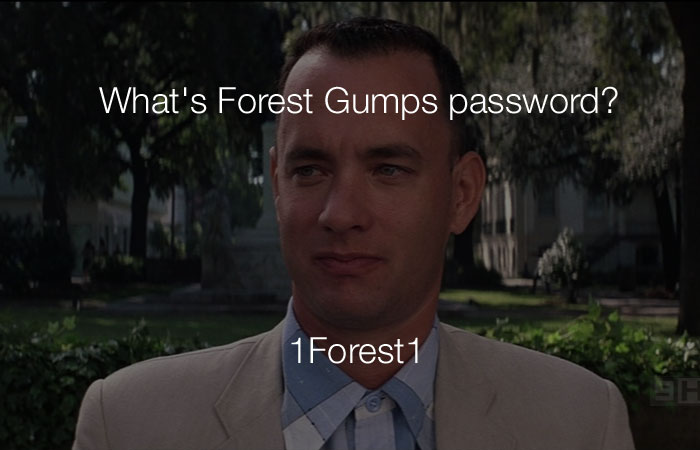 Stupid Jokes - What's Forrest Gump's password?