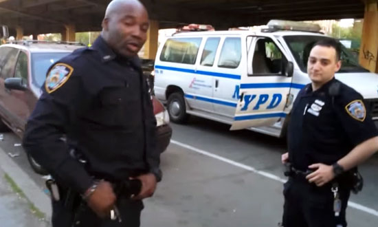This Man Shuts Down Unlawful NYPD Search in Just 7 Seconds. Watch and Learn!