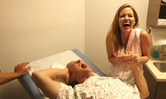 He wanted to gift his wife for mother's day, what he did is painfully hilarious!