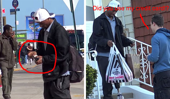 Guy Finds a Wallet and Goes Shopping. See What Happens When The Owner Confronts Him!