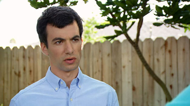 Nathan Fielder from Nathan For You