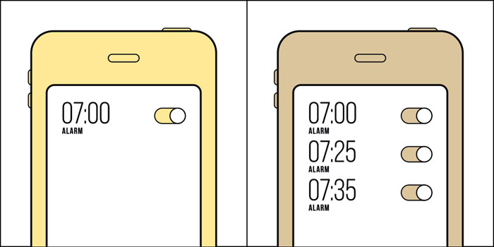 There are two kinds of people in the world - Alarms