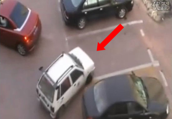 This Woman's Parking Spot Get Stolen. Her Revenge Is Hilarious!