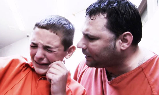 This Boy Stole From an Old Woman. His Dad Gave Him on a Prison Tour to Teach Him a Lesson!