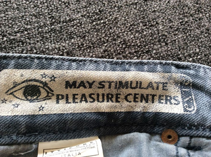 Ridiculous Clothing Labels