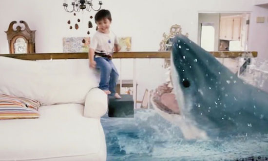 4 Year Old Boy Fighting Shark & Saving His Sister Is the Best Thing You'll See Today