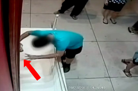 12 Year Old Boy Trips Over Accidentally and Destroys $1.6 Million Dollar Painting