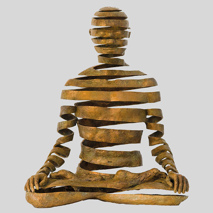 Appearance Emptiness Sculpture by Sukhi Barber