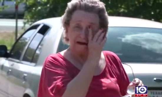 This 75-year-old Lady Was Headed To Jail. Watch What Her Young Neighbors Did!