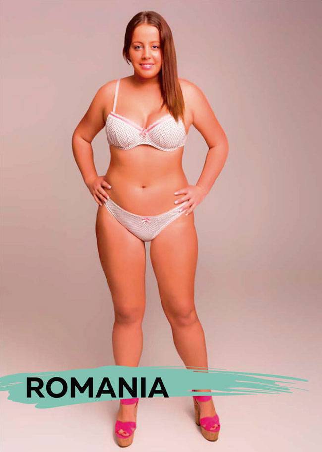 Beauty Standards For Woman Around The World - Romania