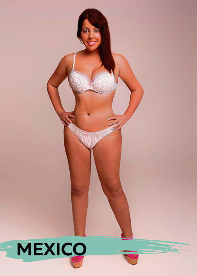 Beauty Standards For Woman Around The World - Mexico