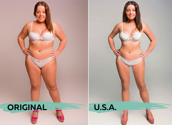 See How Women Beauty Standards Changes Around the World? China's Result Is Surprising!
