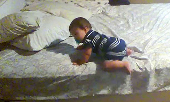 Genius Baby Is Already an Expert at Problem Solving. You'll Be Mighty Impressed!