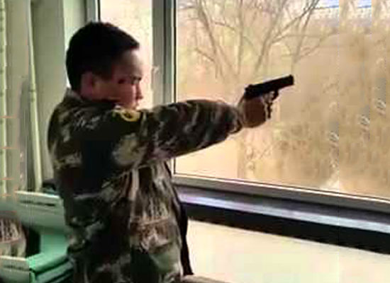 North Koreans Found This Awesome New Trick to Shoot Guns. This Had Me Rolling