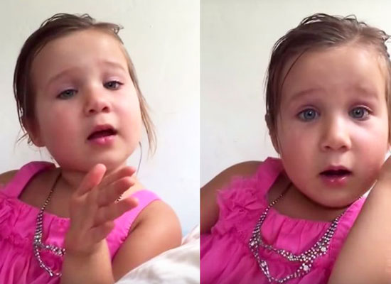 Little Girl Explains to Her Daddy Why She's Not His Princess. but He Just Doesn't Get It!