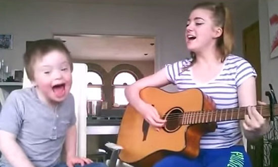 This Little Boy With Down Syndrome and His Sister Winning the Hearts of the Internet!