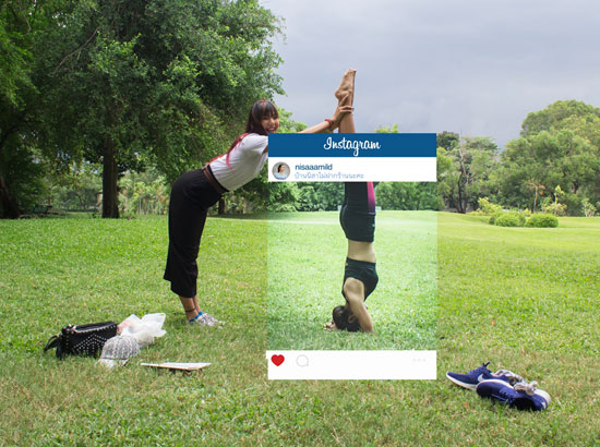 The Brutal Truth Behind Every Amazing Instagram Photos. Your Friends Are Liars!