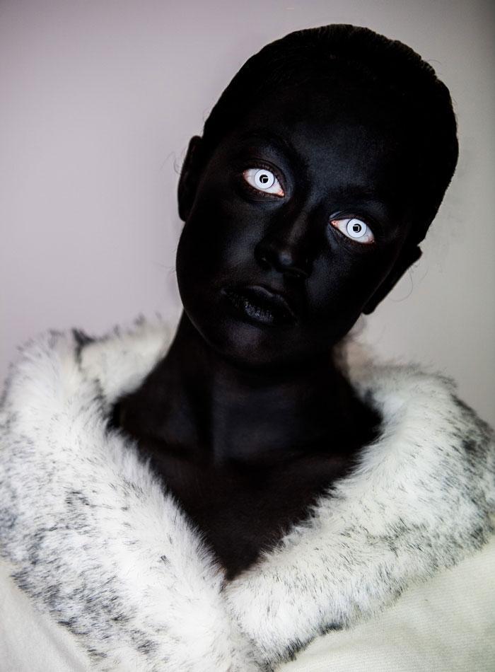 Scary Halloween Makeup - Mystic