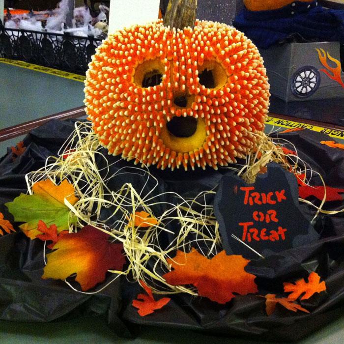 Awesome Pumpkin Carving Ideas - Hedgehog