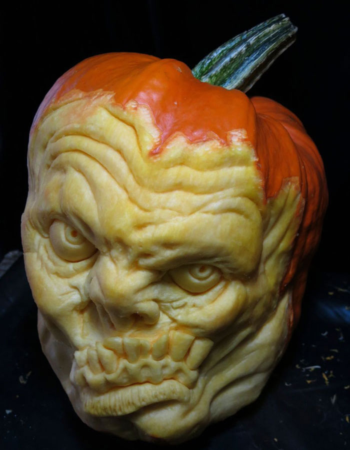 Awesome Pumpkin Carving Ideas - The Lurch