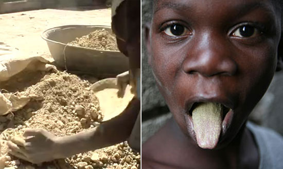 These Kids Are Eating Dirt by The Handful. The Reason Made Me Burst Into Tears
