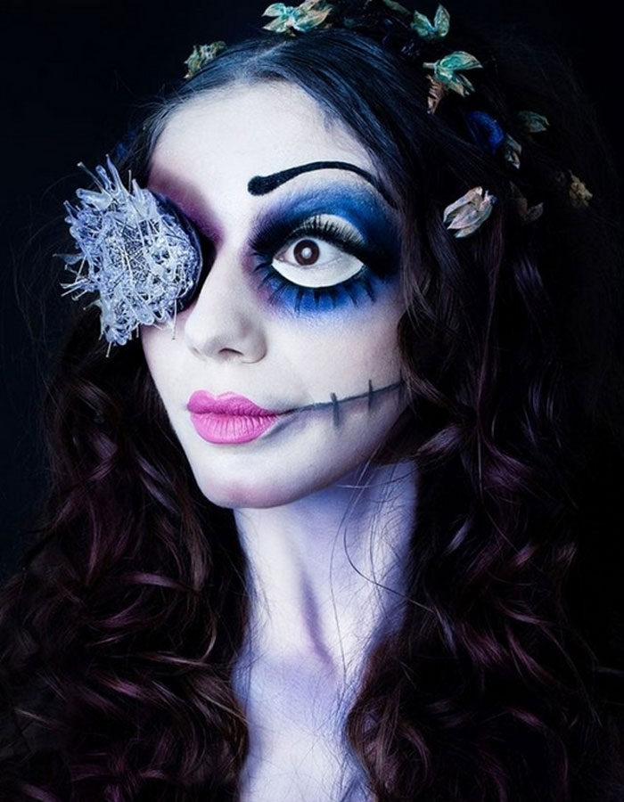 Scary Halloween Masks - Corpse Bride