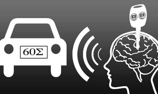 Yes, You Can Unlock Your Car With Just Your Brain. Wow… It's Shocking!