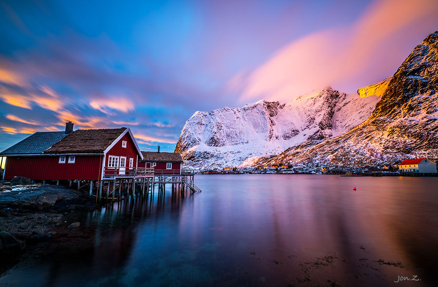 Winter Images - Lofoten Island, Norway