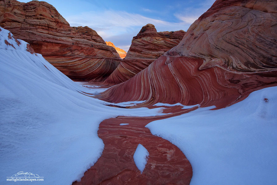 Winter Pictures - Vermilion Cliffs, Arizona, United States