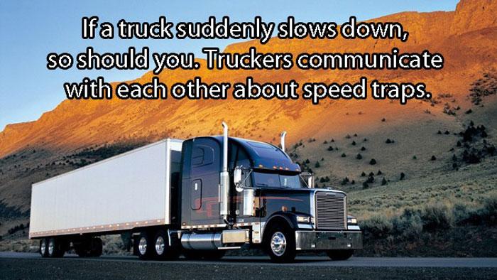 Crazy Car Hacks - Always notice truck speed