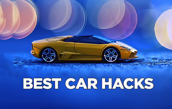 31 Best Car Hacks That Are Guaranteed to Make Your Life Easier