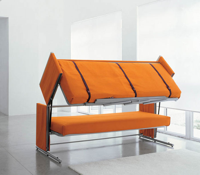 Creative Furniture Designs - Sofa bunk bed