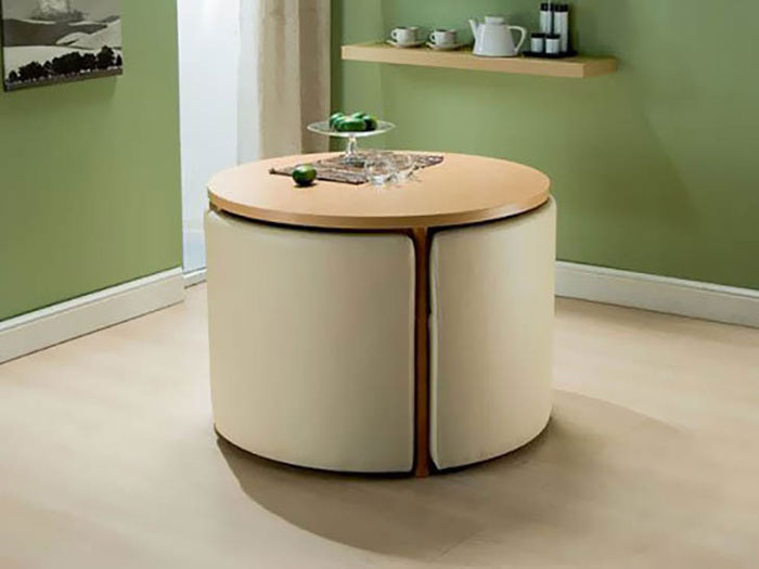 Creative Furniture Designs - Dining table and chairs