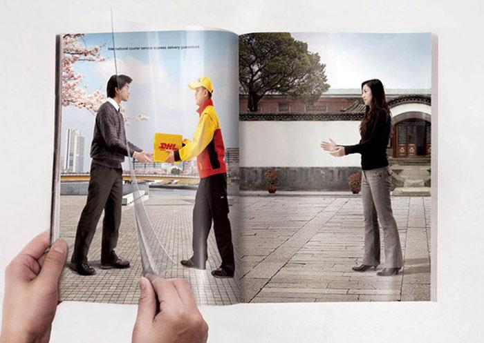 Creative Magazine Ads