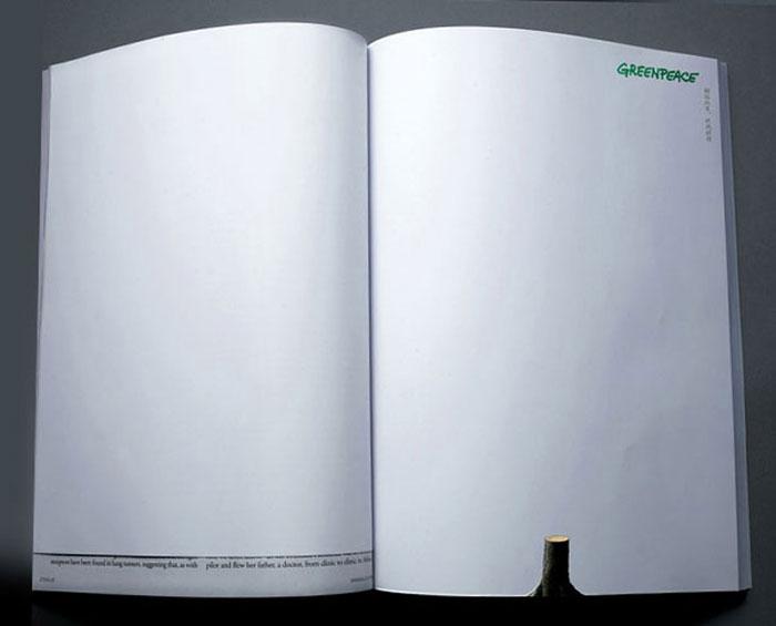 Innovative Magazine Ads