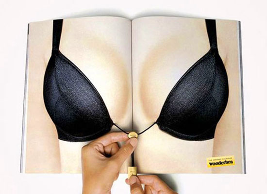 18 Most Innovative & Creative Magazine Ads. #12 Is The Best Print Ads Ever