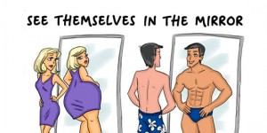 Funny Differences Between Men and Women. Hilarious but True