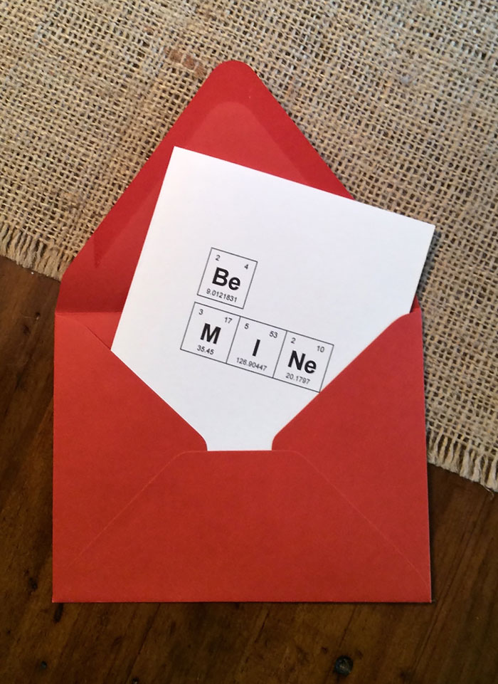 Valentine's Day Card Messages - Be mine