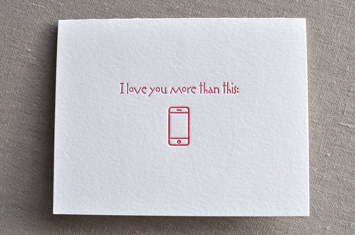 Valentine's Day Card Messages - I love you more than this