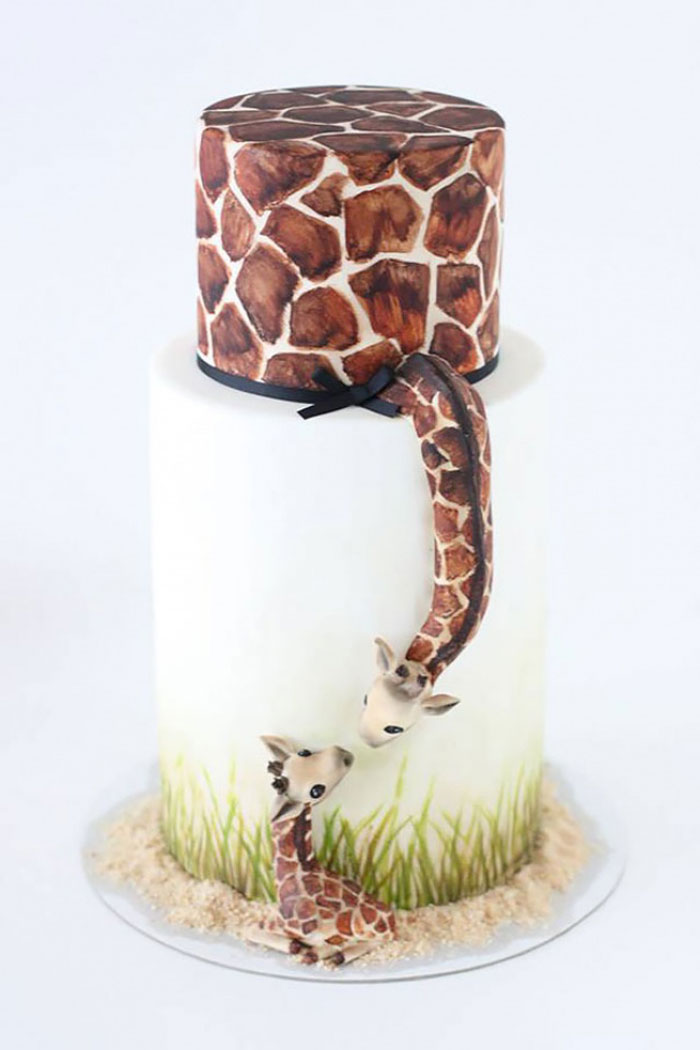 Awesome Cakes - Giraffe Cake