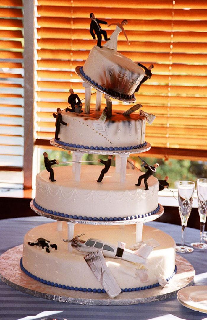 Amazing Cakes - James Bond Cake