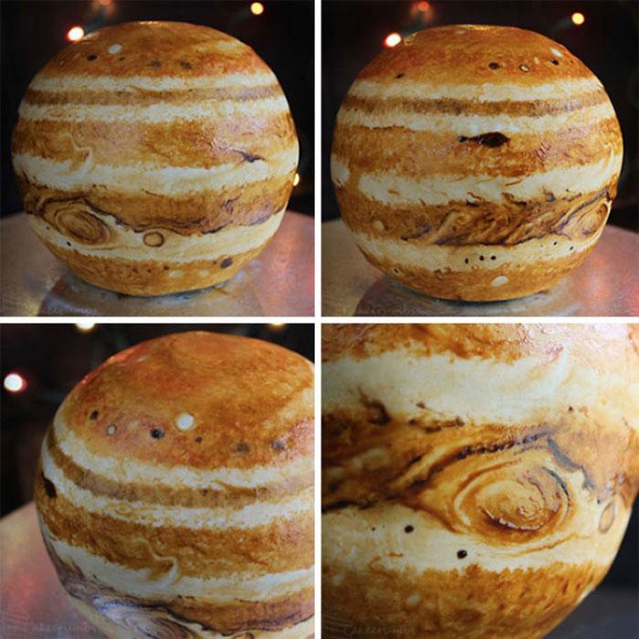 Amazing Cakes - Planet Cake