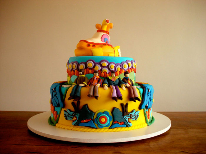 Cool Cakes - Summer Delight Cake