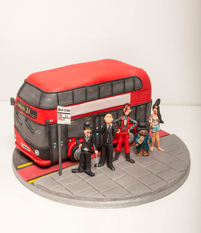 Cool Cakes - The Great London Cake-Off