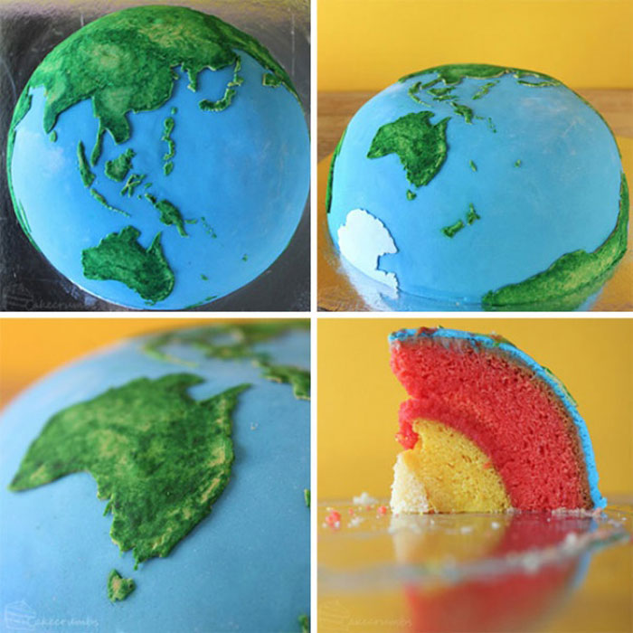 Amazing Cakes - Worldly Cake