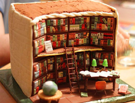 41 Cool Cakes That Are Creative and Too Cute to Eat. #29 Is Awesome