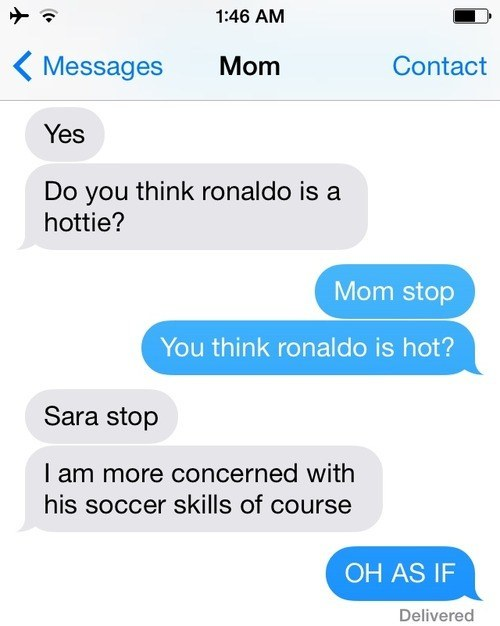 Text Message Fails