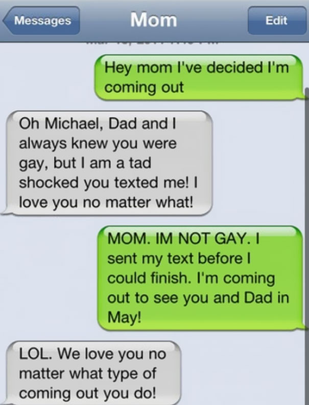Funny Text Fails