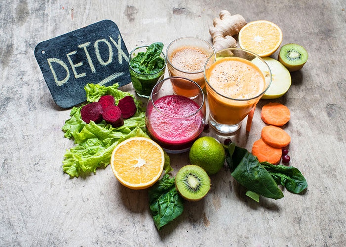 Detox betters the quality of life